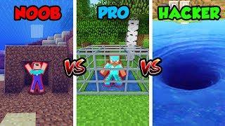 Video Minecraft NOOB vs. PRO vs. HACKER: UNDERWATER TRAPS in Minecraft! (Animation) MP3, 3GP, MP4, WEBM, AVI, FLV September 2019