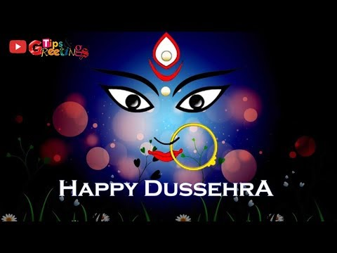 Happy quotes - Happy Dussehra for whatsapp status  Dussehra Quotes Video