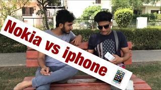 Video NOKIA VS IPHONE- vine by elvish yadav MP3, 3GP, MP4, WEBM, AVI, FLV November 2017