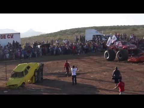 "Monster Truck Hits Kills 7, Injures Dozens ""Extremo Aeroshow"" In Chihuahua, Mexico"