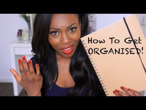 STOP PROCRASTINATING AND GET ORGANISED! | TALK ABOUT IT TUESDAY #1