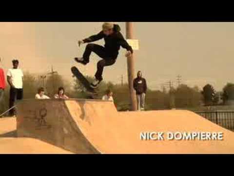 RED BULL NJ Skateshop DEMO