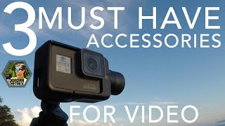 Video TOP 3 GoPro Accessories to Improve Your Videos MP3, 3GP, MP4, WEBM, AVI, FLV September 2018