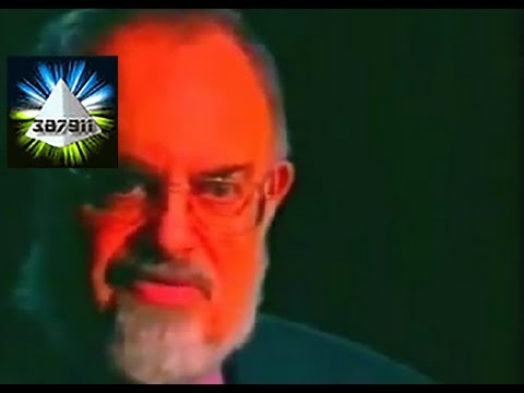 Stanton T. Friedman ★ UFO Researcher Roswell Incident ♦ Alien Space Ship Crash