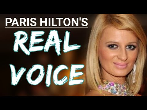 Paris Hilton Real Voice - The Real Story of Paris Hilton Documentary 2020