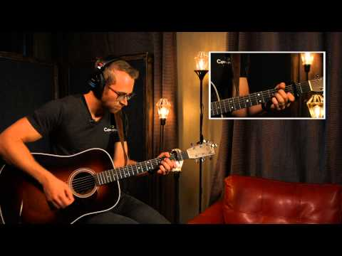 First Loved Me from Covenant Worship (Official Acoustic Guitar Tutorial)