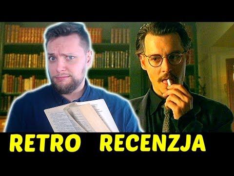 Dziewiąte Wrota (1999) Luty Polańskiego ★RetroRecenzje