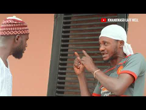 Gateman wahala episode 2 (Kwankwaso laff well)