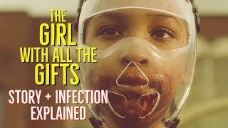 Nonton The Girl With All The Gifts  2016  Story   Cordyceps Infection Explained Film Subtitle Indonesia Streaming Movie Download