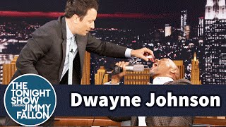 Video Dwayne Johnson Eats Candy for the First Time Since 1989 MP3, 3GP, MP4, WEBM, AVI, FLV September 2018