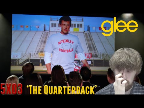 R.I.P. Cory - Glee Season 5 Episode 3 - 'The Quarterback' Reaction