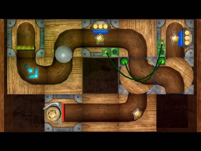 Видео к игре Marble Machine