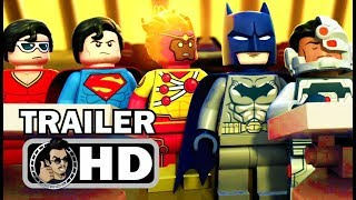 Nonton Lego Dc Comics Superheroes  The Flash Official Trailer  2018  Animated Movie Hd Film Subtitle Indonesia Streaming Movie Download