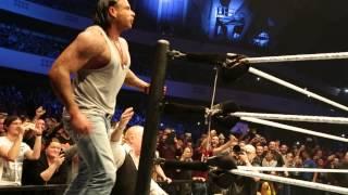 Tim Wiese im Wrestling-Ring der WWE