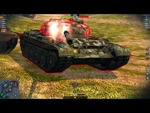 E50M & FV215B & WZ-113 - World of Tanks Blitz