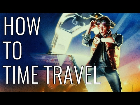 How to Time Travel