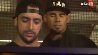 Afrojack b2b D-Wayne & Apster - Live @ SLAM! MixMaraton ADE 2015