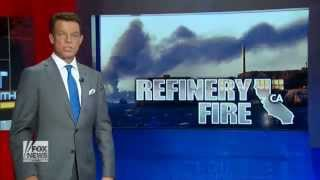 Richmond (CA) United States  city photos : America : Huge Explosion at Refinery in Richmond California sends gas prices soring (Aug 07, 2012)