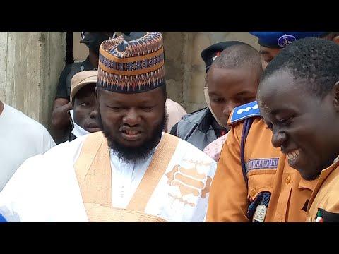 Hudubar Sallar idi daga Govement Junior Secondary School tare Sheikh Musa Yusuf Asadusunnah