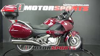 8. 2010 Honda NT700V A3259 @ iMotorsports