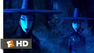 Nonton Kubo and the Two Strings (2016) - The Sinister Sisters Scene (2/10) | Movieclips Film Subtitle Indonesia Streaming Movie Download