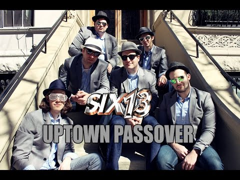 "Uptown Passover (an ""Uptown Funk"" adaptation for Shabbat)"