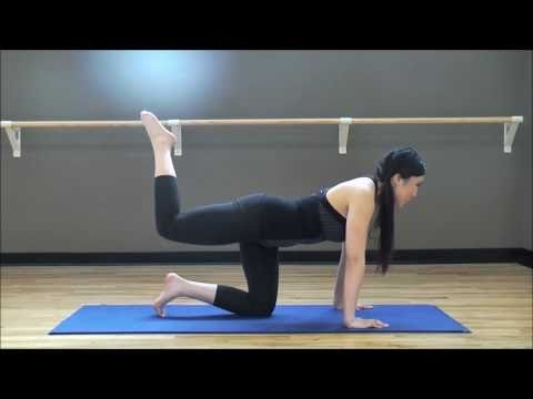 POP Pilates: Butt Blaster (25 min)
