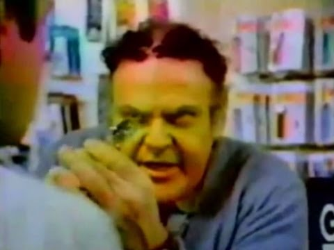Classic gillette commercials