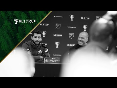 Video: MLS Cup | Jake Zivin and Ross Smith report from media day, training