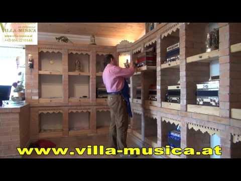 Villa Musica das Harmonikahaus im Pillerseetal (Joschi Deisenberger)