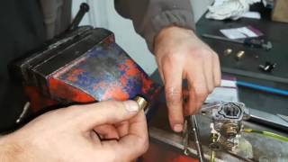 9. Ski-doo oil pump fix