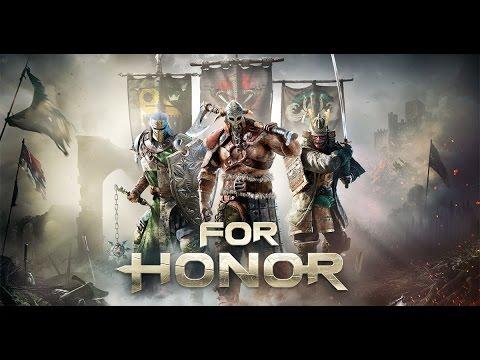 For Honor - Закрытая Бета