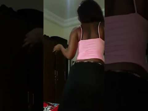 Senegalese Girl Dancing