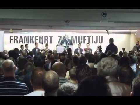 MUFTIJA U FRANKFURTU, 21.4.2012.