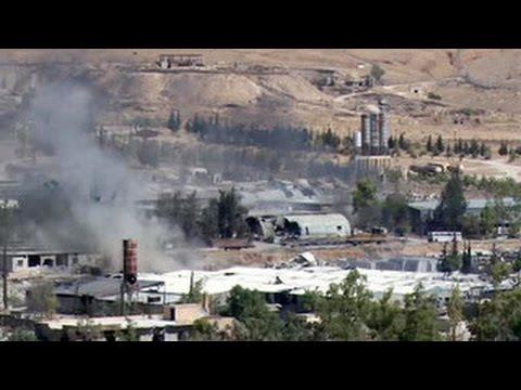 Правительственные войска Сирии разгромили позиции