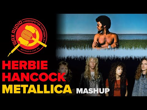 Metallica and Herbie Hancock Mashup: Master of Doin' It