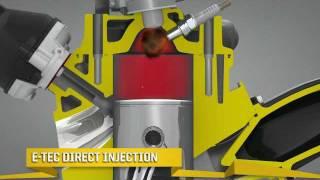 10. E-TEC Engine Technology for Ski-Doo Snowmobiles