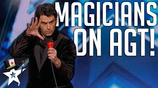 Video All Magicians on America's Got Talent 2018 | Magicians Got Talent MP3, 3GP, MP4, WEBM, AVI, FLV Maret 2019