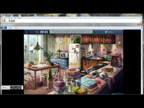 Criminal Case # 3 Vanessa's Kitchen (All Items)
