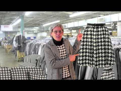 HANK'S HOUSE OF HOUNDSTOOTH