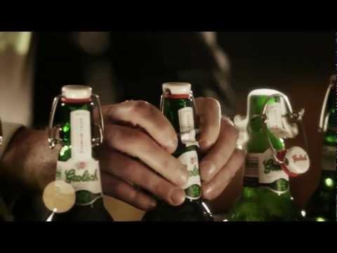 Grolsch Beer Advert