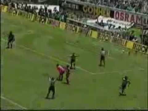Gol de Paulo César Chávez