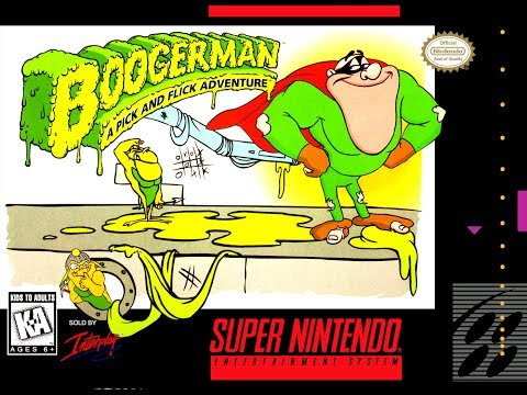 Is Boogerman [SNES] Worth Playing Today? - SNESdrunk