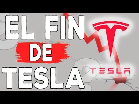 ¿Estamos asistiendo al Fin de Tesla? ¿Es todo una gran burbuja?