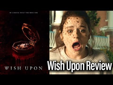 Wish Upon Review