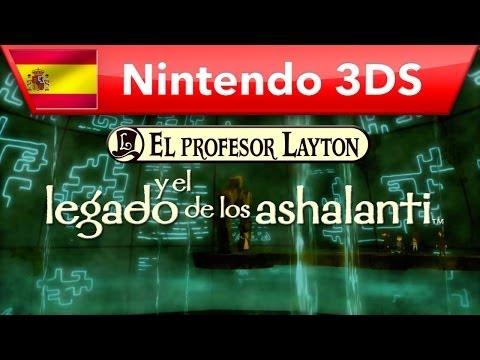 El Profesor Layton y el Leg...