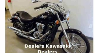 3. 2012 Kawasaki Vulcan 900 Custom Info and Review