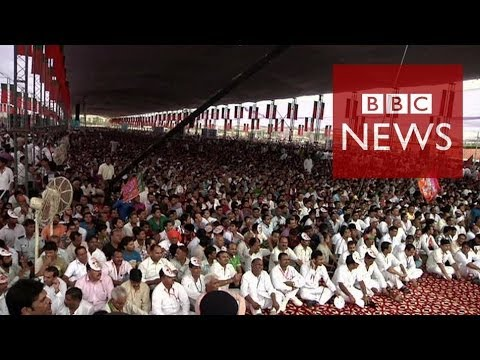 election - BBC News gives you the lowdown on the largest democracy's largest ever vote - in 60 seconds. Some 814 million eligible voters will take part in India's gener...