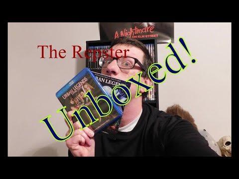 Urban Legend & Urban Legends: Final Cut Blu-ray Unboxing!