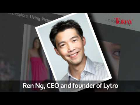 LYTRO   Revolutionary Light Field Camera + Extrordinary Living Pictures
